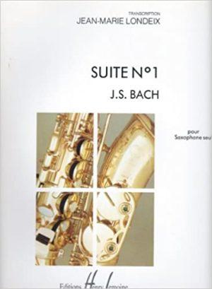 suite 1 Bach Londeix