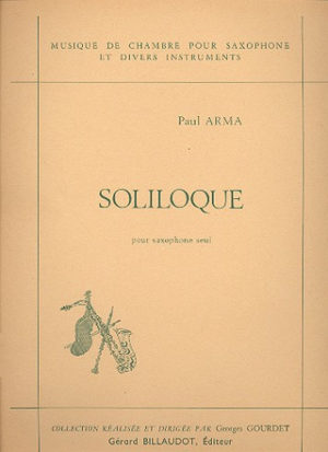 Soliloque paul arma