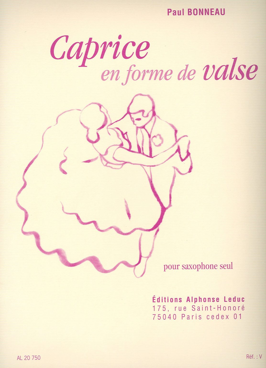 Capriceenformedevalse(1950). Paul Bonneau