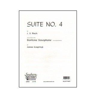suite 4 bach Kasprzyk