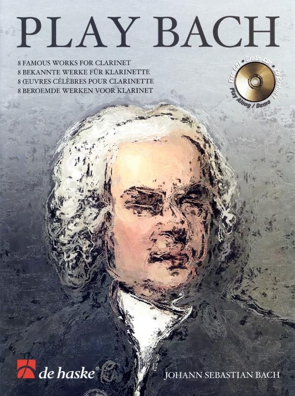 PlayBach8para clarinete. JohannSebastianBach