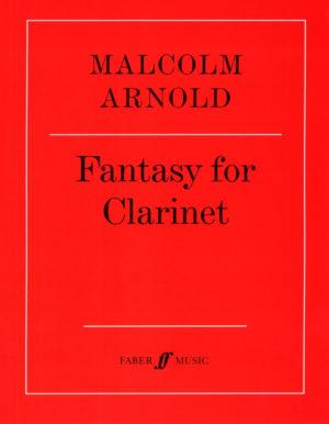 Fantasyop.87(1966)para clarinete solo. Malcolm Arnold