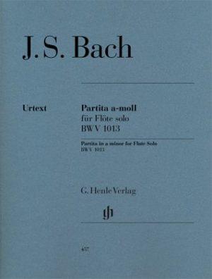 Partitaina-mollBWV1013para saxofón o clarinete solo. JohannSebastianBach
