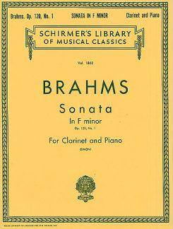 Sonateop.120No.1. JohannesBrahms
