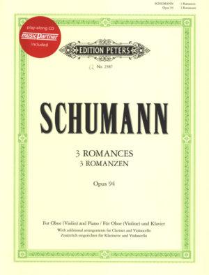 3Romanzen.Robert Schumann