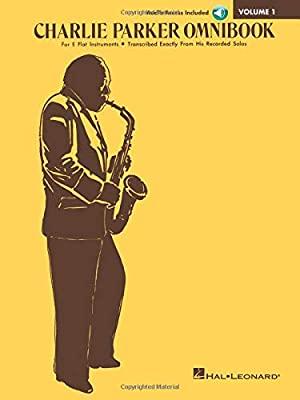 Omnibook Volume 1 para instrumentos en Mib. Charlie Parker