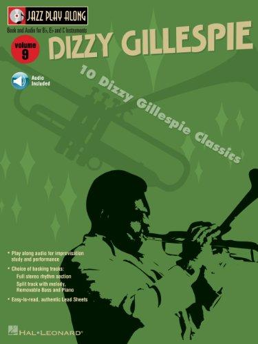 JazzPlayAlongVol.9:10DizzyGilllespieClassics.JazzPlayAlong9