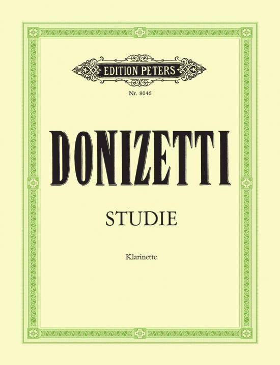 Studie. GaetanoDonizetti