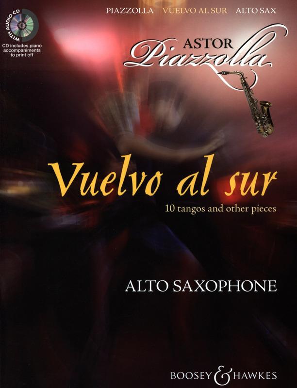 Vuelvoalsurpara saxofones altos.AstorPiazzolla
