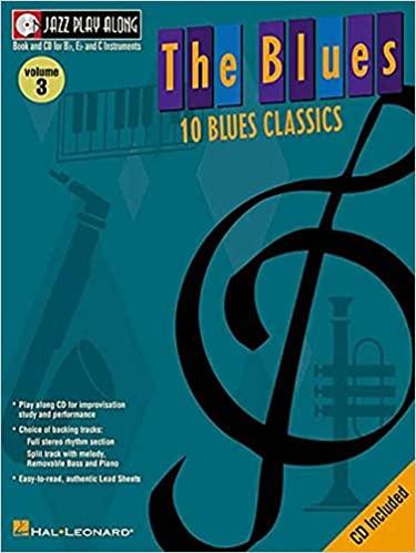 TheBlues,10BluesClassics. JazzPlayAlong3