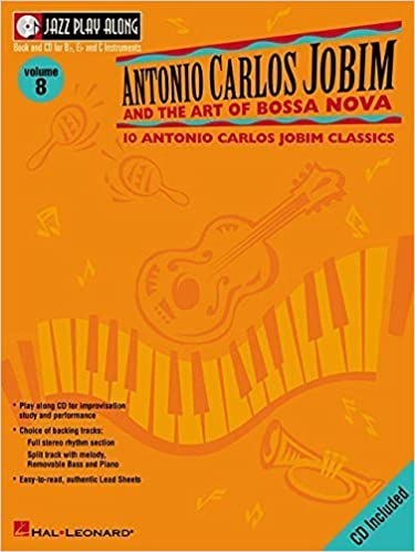 AntonioCarlosJobimandtheArtofBossaNova. JazzPlayAlong8