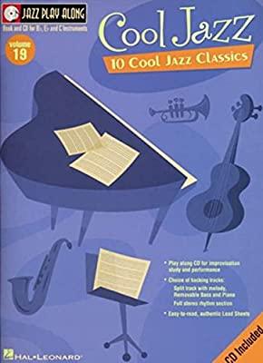 JazzPlayAlongVol.19:10CoolJazzClassics. JazzPlayAlong19