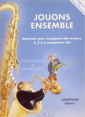 JouonsEnsembleVolume1. Claude Delangle/Christophe Bois