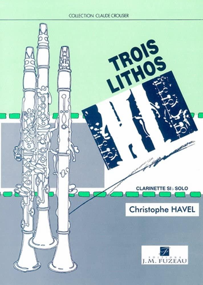 TroisLithos. Christophe Havel