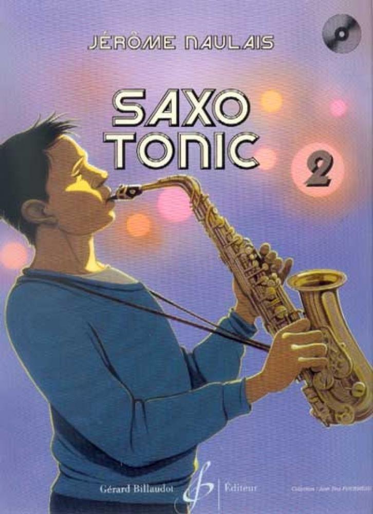 SaxoTonicVolume2para saxofón alto.Jerome Naulais