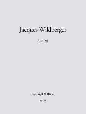 Prismes(1975)para saxofón alto solo.Jacques Wildberger
