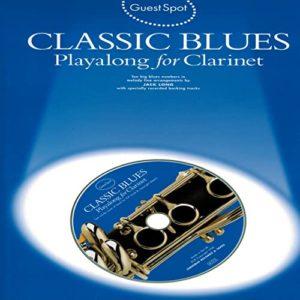 TenClassicBluesSongspara clarinete. PlayAlongBlues