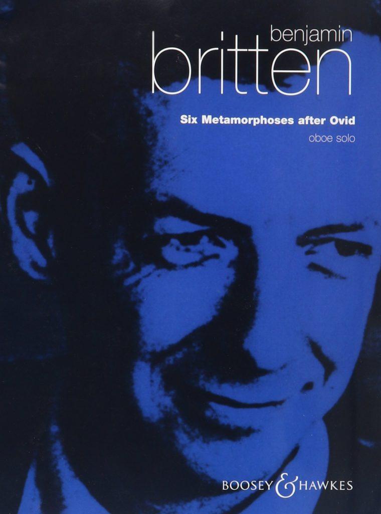 SixMetamorphosesafterOvidop.49para oboe o saxofón solo. Benjamin Britten