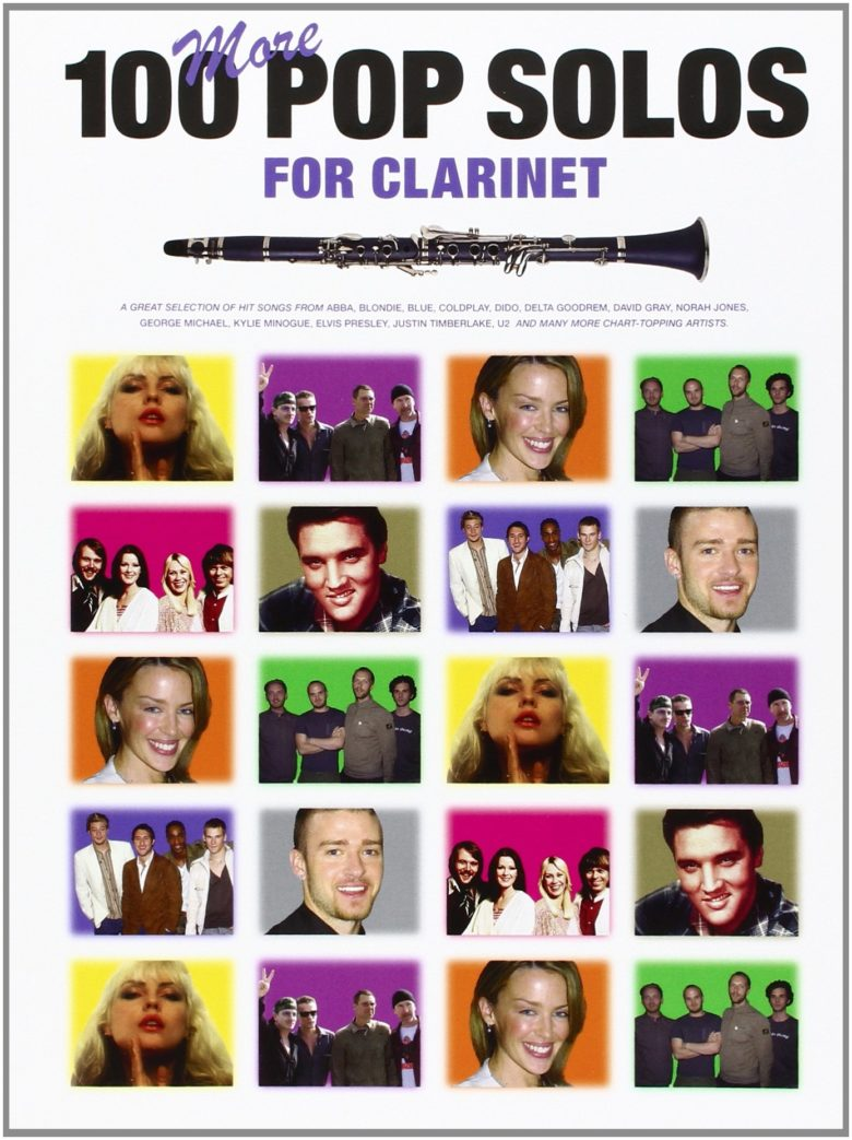 100 More Pop Solos for Clarinet. A great selection of hit songs from A. Solos Pop