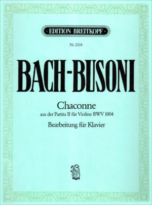 ChaconneausderPartitaind-mollBWV1004para clarinete bajo solo. JohannSebastianBach