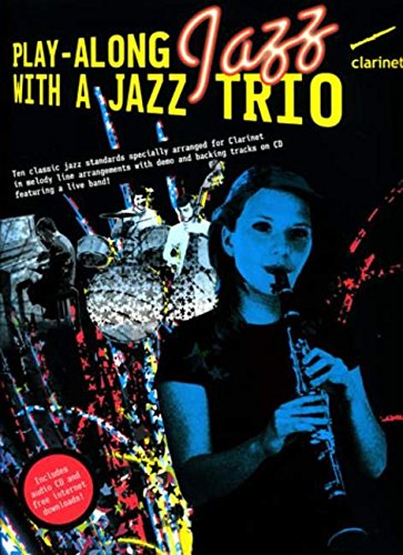 PlayAlongJazzwithaJazzTriopara clarinete. PlayAlongJazz