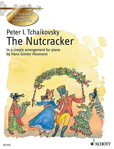 TheNutcrackerpara clarinete. Peter Iljitsch Tchaikovski