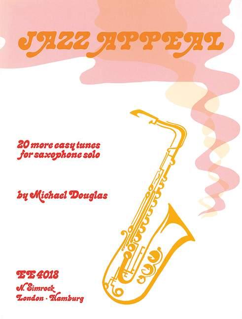 JazzAppeal,20EasyTunes. MichaelDouglas