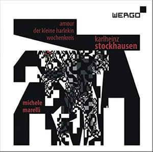Amour(1976) para clarinete. Karlheinz Stockhausen