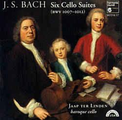 6CellosuitenBWV1007-1012para clarinete bajo. JohannSebastian Bach