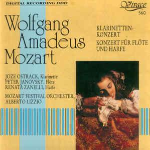 Mozartpara clarinete. WolfgangAmadeus Mozart