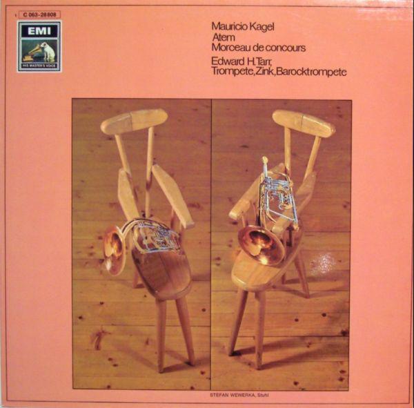 Atem(1970). Mauricio Kagel