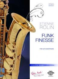 FunkFinesse. Etienne Rolin