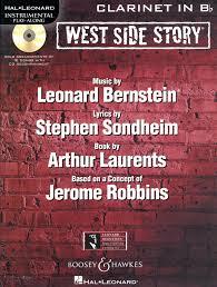 WestSideStorypara clarinete.LeonardBernstein