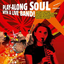 TenClassicSoulSongs para clarinete. PlayAlongSoul