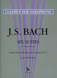 SixSuites-SechsSuitenpara violoncello solo. JohannSebastianBach