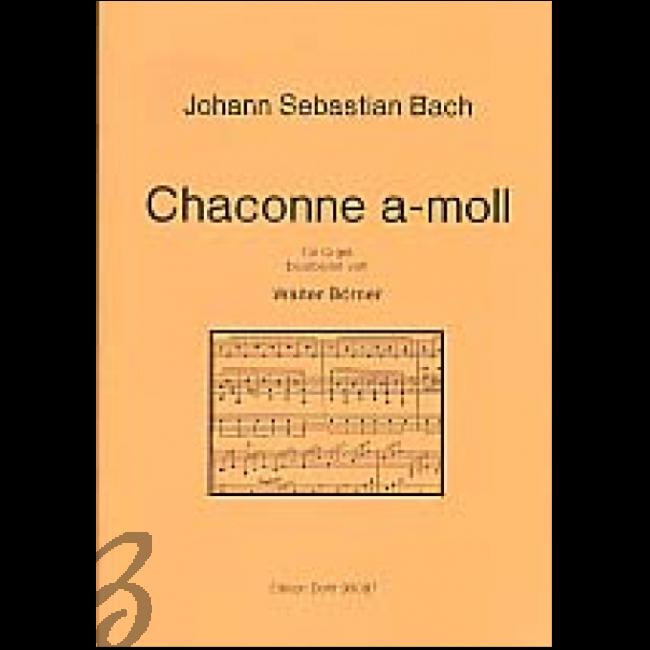ChaconneBWV1004para clarinete solo.JohannSebastianBach