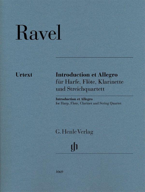 Ravelpara clarinete. Maurice Ravel