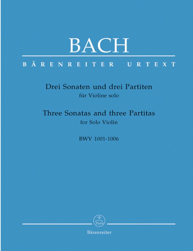 SonatenundPartitenBWV1001-1006.JohannSebastianBach