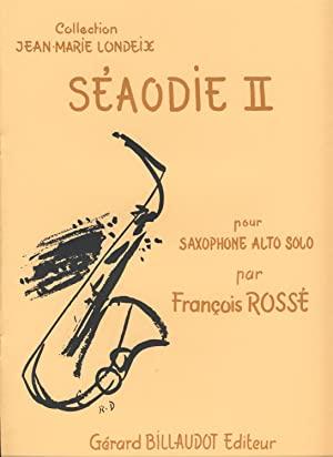 SeaodieII(1985). Francois Rosse