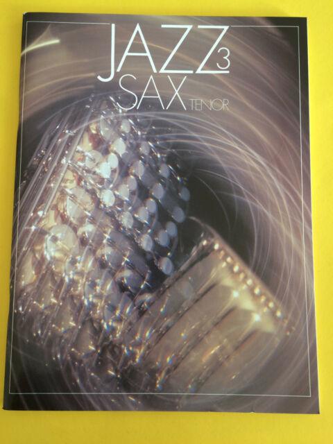 JazzSaxTenor. RobertBrown