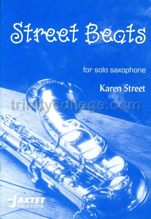 StreetBeatspara saxofones solistas. Karen Street