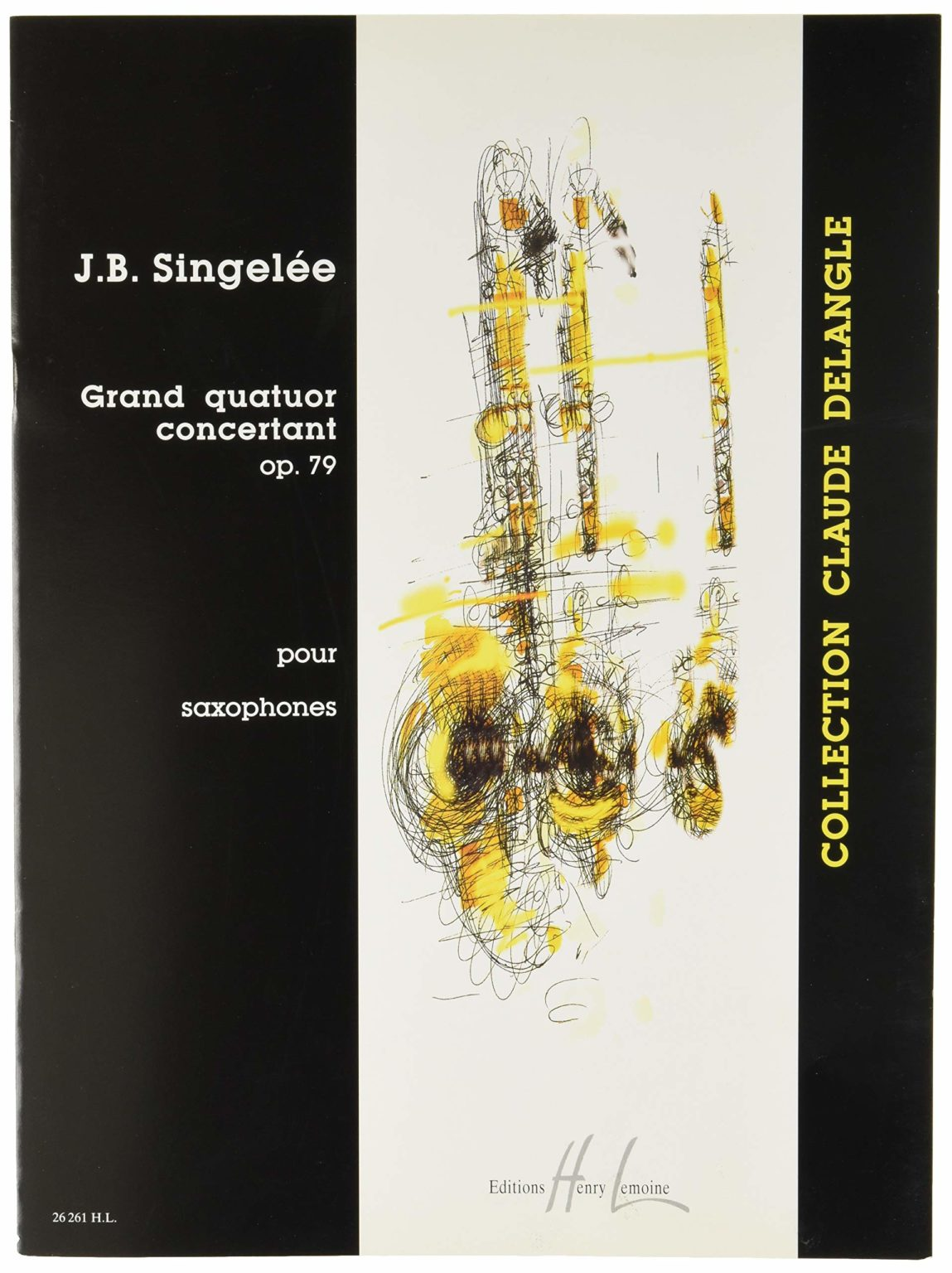 GrandQuatuorConcertantop.79.Jean-Baptiste Singelee