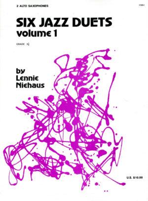 SixJazzDuetsVolume1. Lennie Niehaus