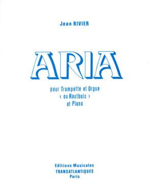 Aria.Jean Rivier