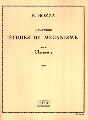 14EtudesdeMecanisme.Eugene Bozza