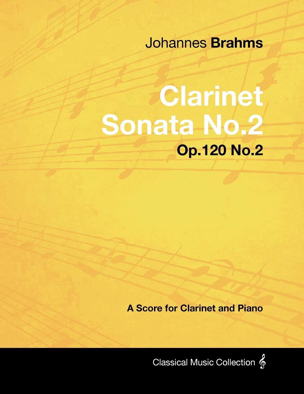 Sonateop.120No.2Johannes Brahms