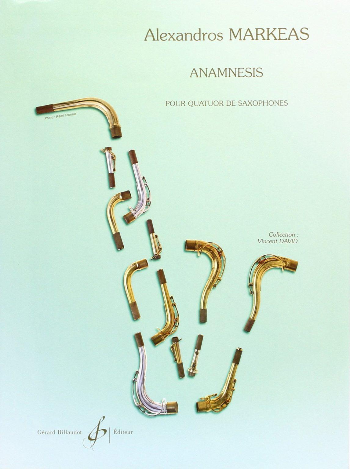 Anamnesis(2002).Alexandros Markeas