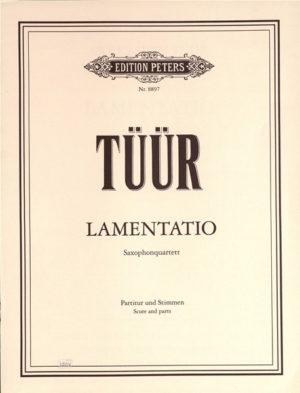 Lamentatio.Erkki-Sven Tüür