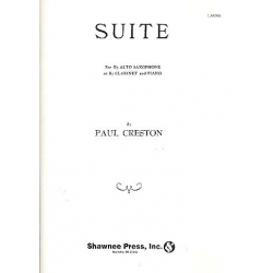 Suite op.6. Paul Creston
