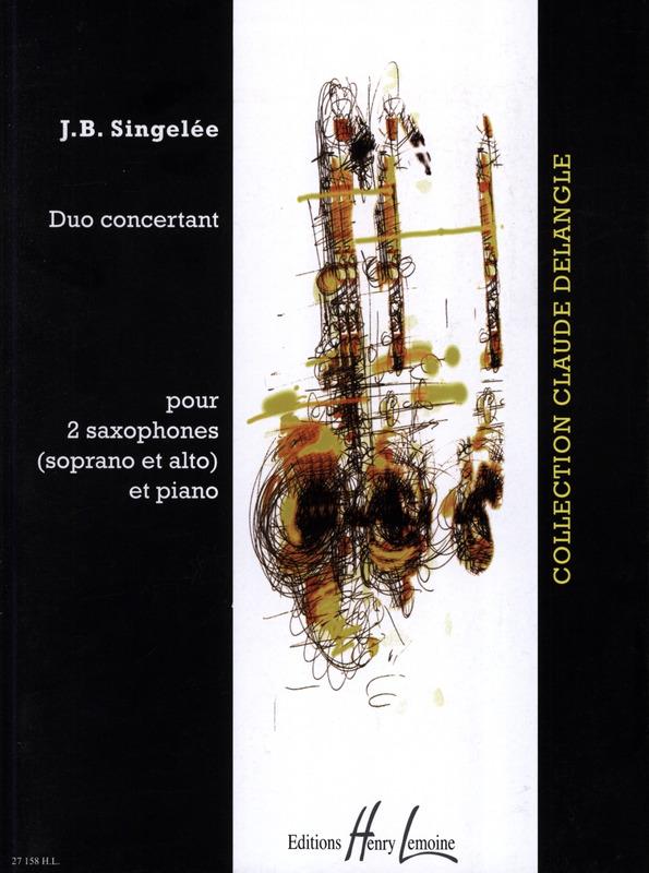 DuoConcertantop.55(1858). Jean-BaptisteSingelee